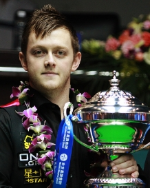 Haikou World Open 2012 - Allen Wins Maiden Title in China