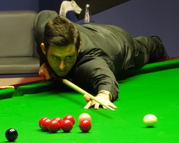 Ronnie O'Sullivan World Snooker Championship 2012