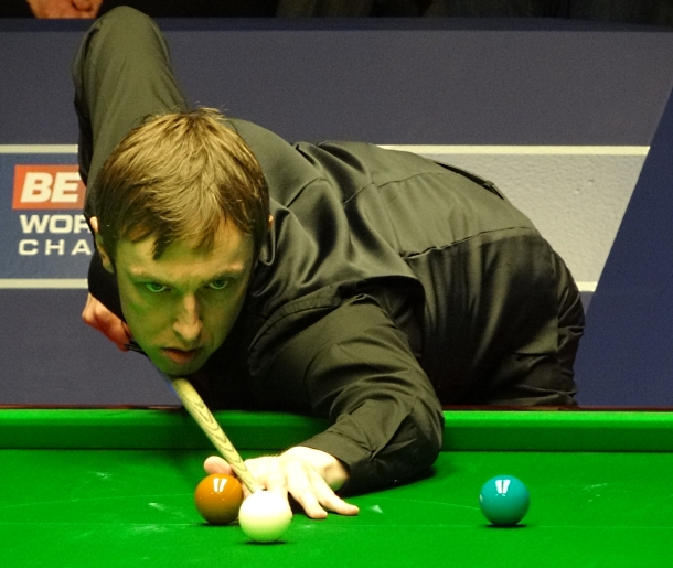 World Snooker Championship 2012 - Higginson dispatches Lee