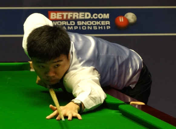 Ding Junhui Snooker World Championship 2012