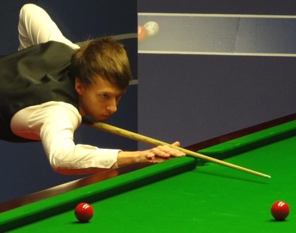 Judd Trump Snooker World Championship 2012
