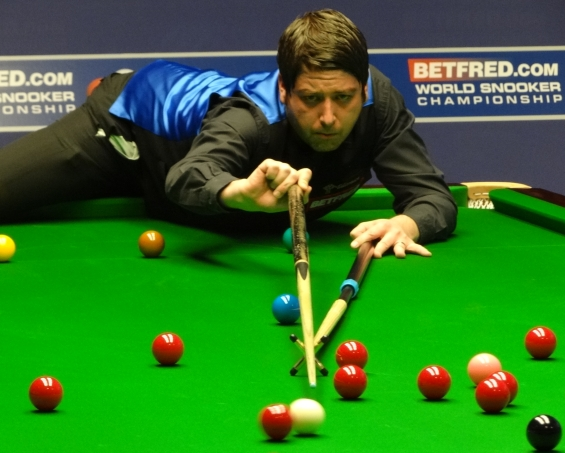 Matthew Stevens Snooker World Championship 2012