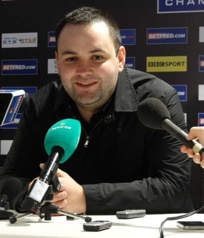 Stephen Maguire Snooker 2012