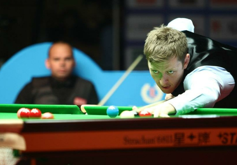 Ricky Walden SNooker Wuxi 2012
