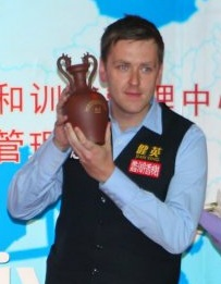 Ricky Walden Snooker Wuxi Champion 2012