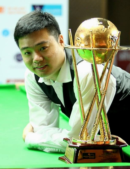 Ding does the double in India