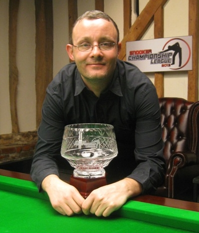 Ton top Gould wins Championship League