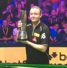 Gould takes gold at the Betfair Snooker Shoot Out