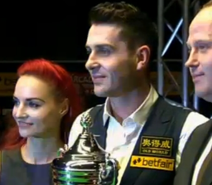 Super Selby is the Munich Open Master