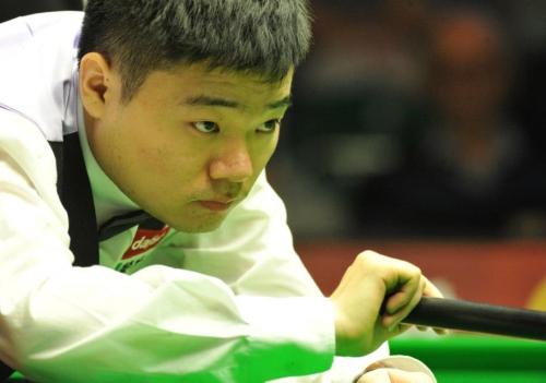 Ding Junhui Snooker 2013