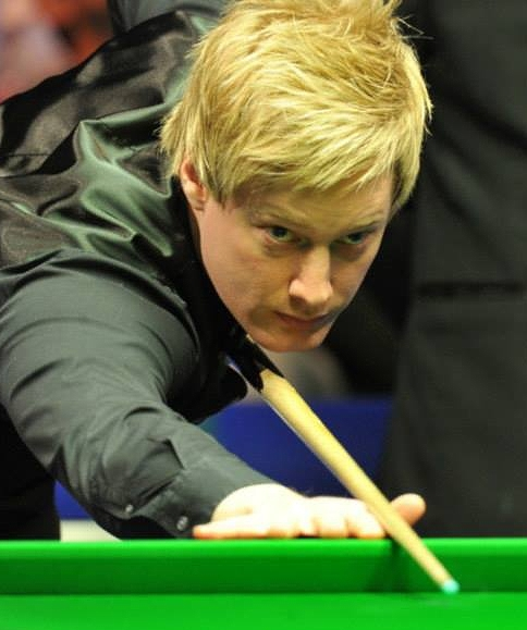 Robertson Halts Bingham Fightback To Reach Final - UK Championship