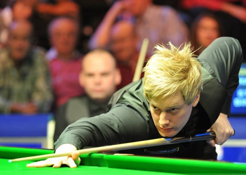 Neil Robertson Snooker UK Championship 2013 semi-final