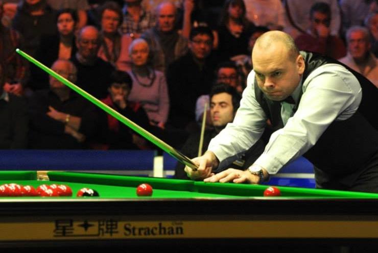 Stuart Bingham Ronnie O'Sullivan UK Championship Snooker 2013