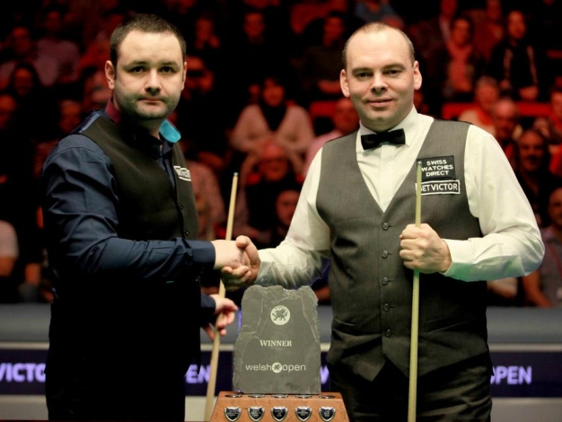 Stephen Maguire Stuart Bingham Welsh Open Final 2013