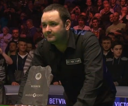 Welsh Open - Maguire is the Newport King
