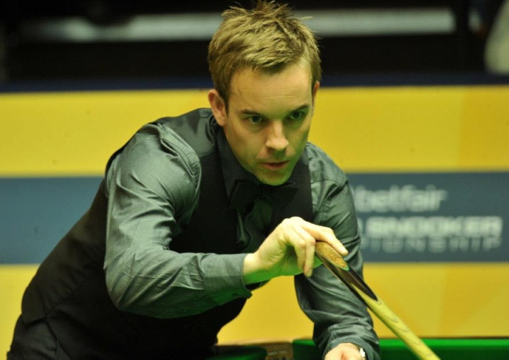 Ali Carter Snooker World Championship 2013