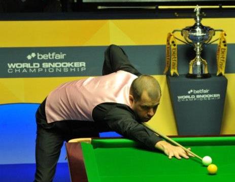 Barry Hawkins Snooker World Championship 2013