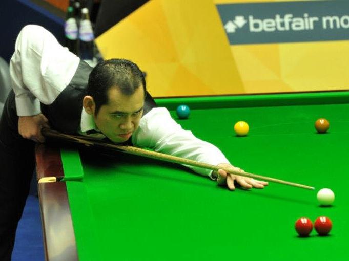 Dechawat Poomjaeng Snooker World Championship 2013