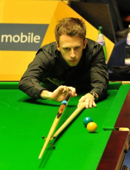 World Snooker Championship - Trump battles back against Murphy