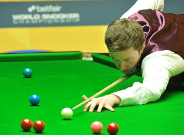 Ricky Walden Snooker World Championship 2013