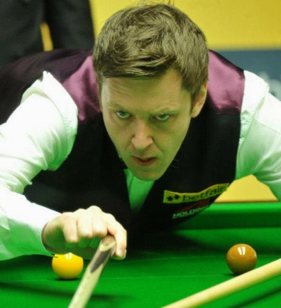 World Snooker Championship - Walden & Bingham to make QF debuts