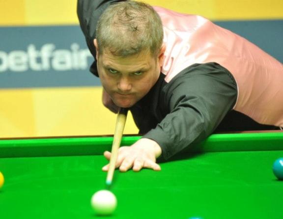 Robert Milkins Snooker World Championship 2013
