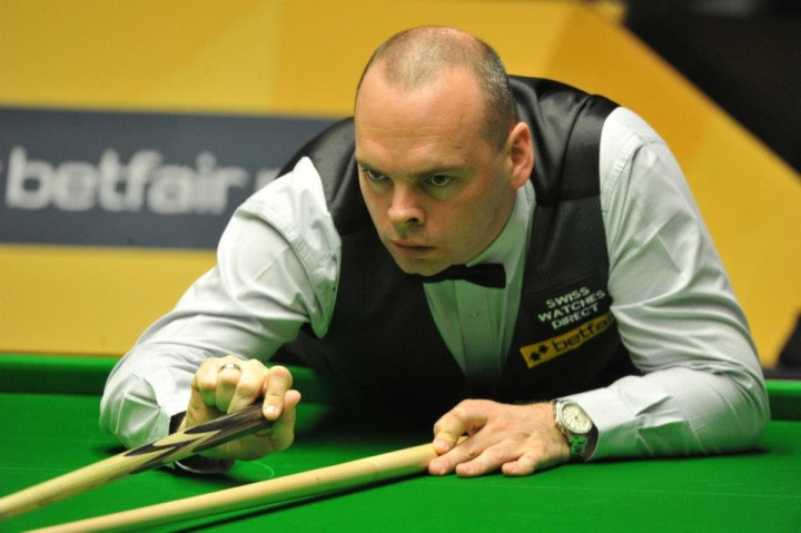 Stuart Bingham World Snooker 2013