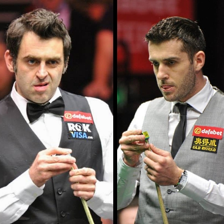 O'Sullivan and Selby Ease Into Final - Masters 2014