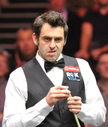 Record Ronnie Blasts Walden Away - Masters 2014