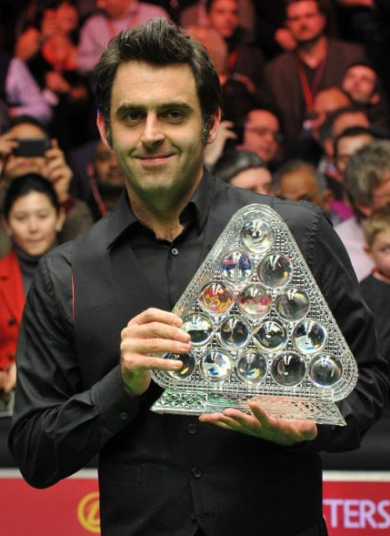Five Fantastic for Ronnie O'Sullivan - Masters 2014