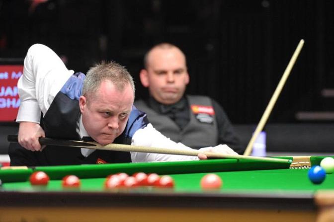 John Higgins Stuart Bingham Snooker Masters 2014