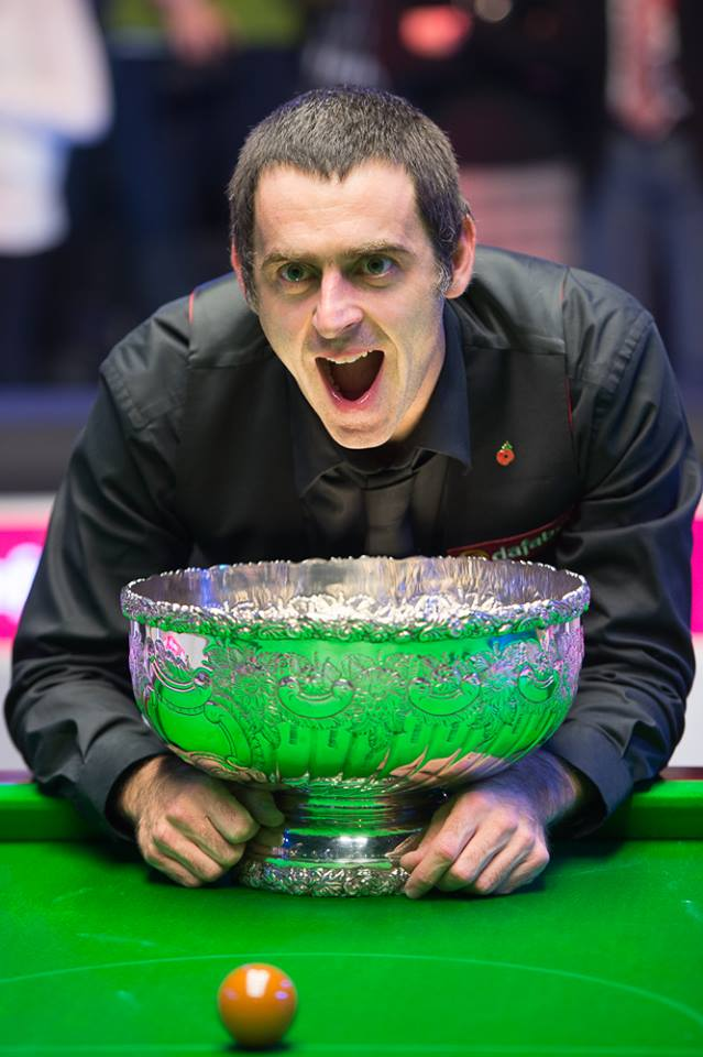 World Snooker Review Of The Season 2014/2015