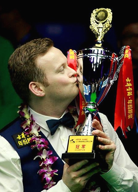 World Open 2014 - Murphy ends title drought in Haikou