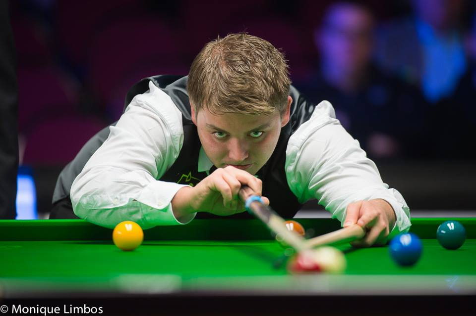 Michael White Snooker 2015