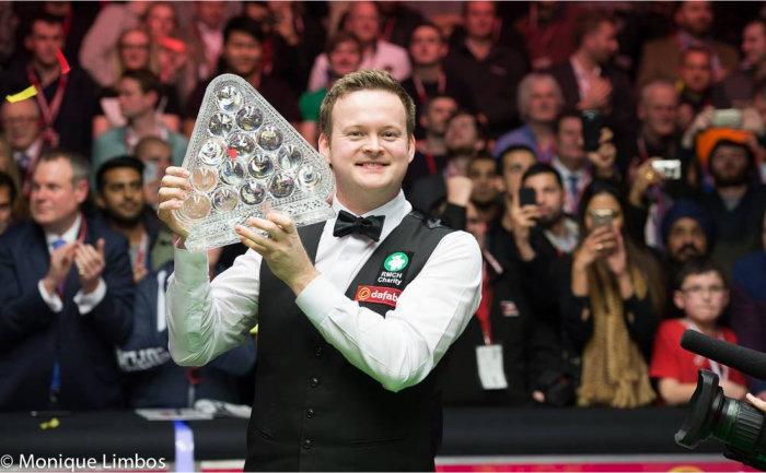 Shaun Murphy Snooker Masters Champion 2015