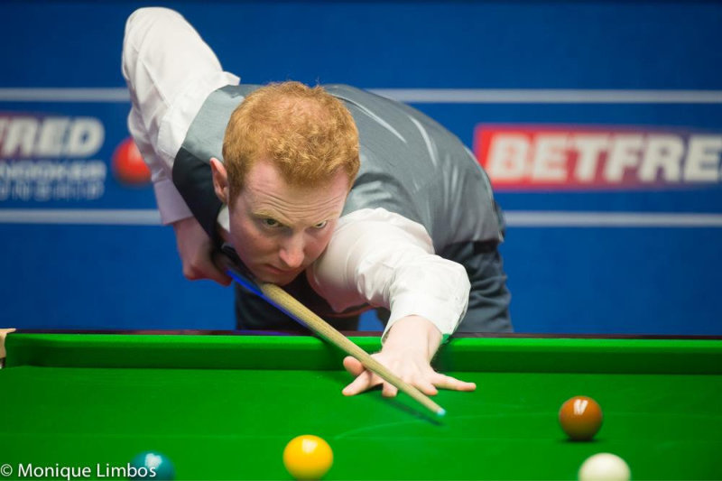 Anthony McGill World Snooker Championship