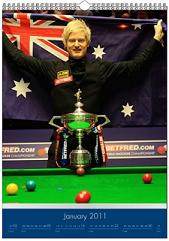 Snooker Calendar 2010/2011