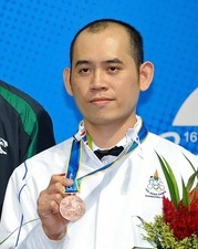 Poomjaeng Wins IBSF World Championship