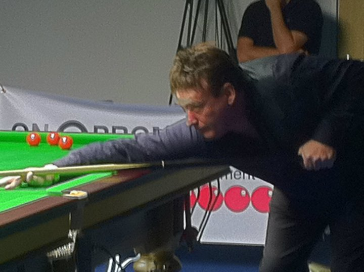 Jimmy White at EPTC4