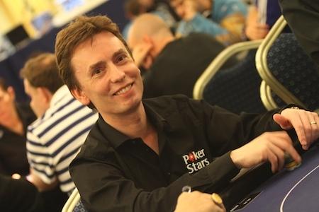Ken Doherty Poker