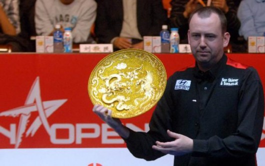 Mark Williams wins China Open 2010