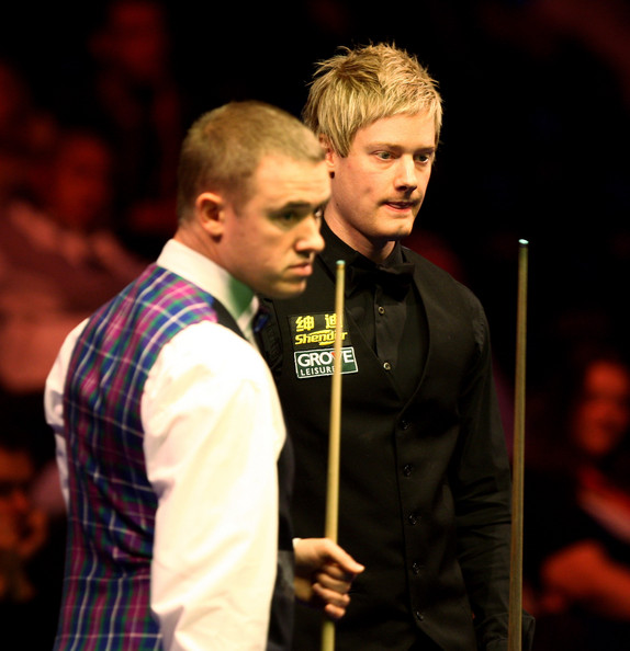 Ladbrokes Mobile Masters 2011 - Day 4