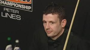 Peter Lines at the UK Championship