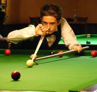 Sean O'Sullivan Snooker
