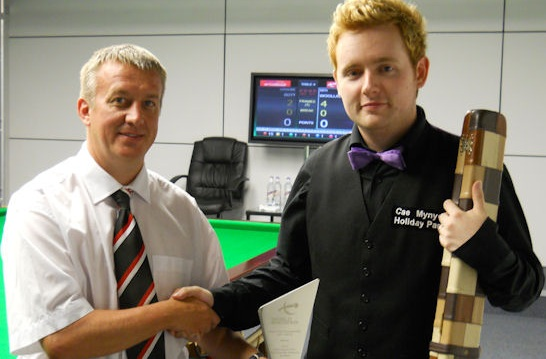 Ben Woollaston PTC3 CHampion 2011