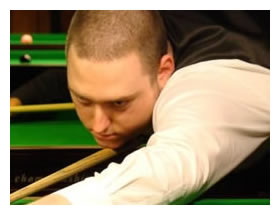 Q School 2011 - Event 2 Draw