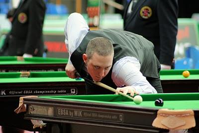 David Grace Snooker