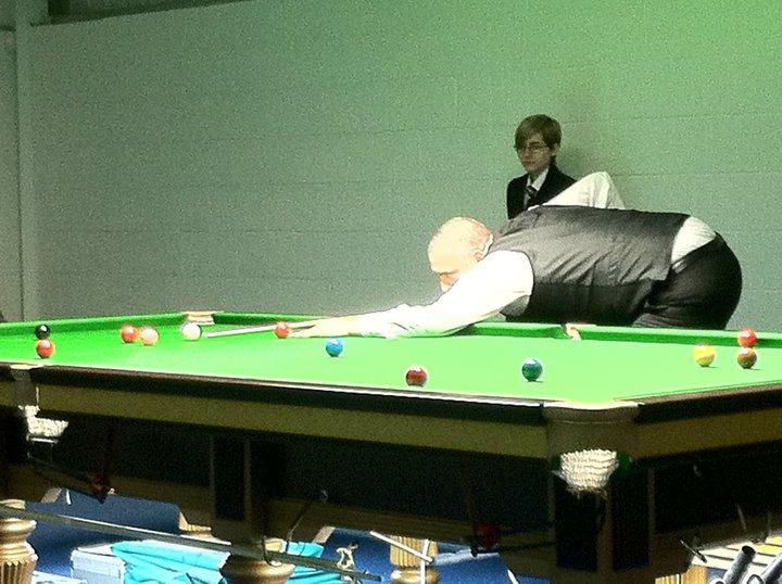 David Grace Snooker EPTC4