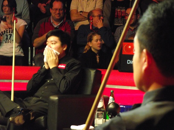 Ding Junhui Marco Fu Snooker Masters 2011