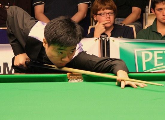Ding Junhui Snooker PTC2 2011
